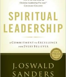 Spiritual Leadership: Inspiring Folks More Than Instructing Them