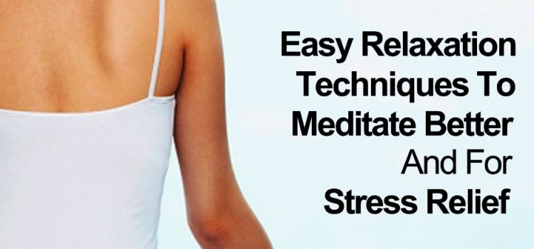 Meditation Exercises: A Great Way To Interact With The Spirit World & Catch Up With Your True Self